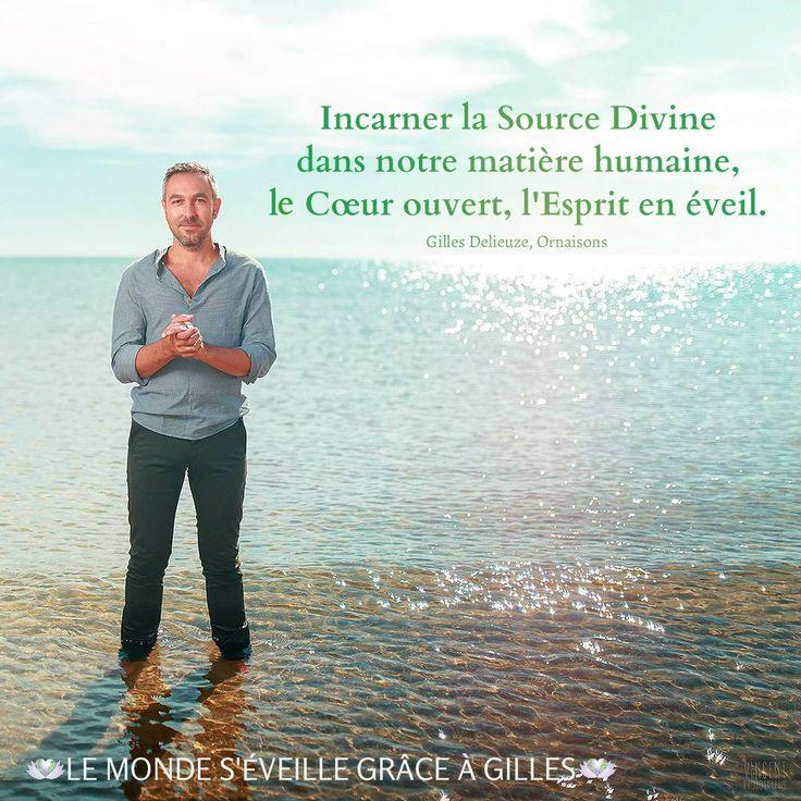 Retrouvez Gilles sur son site :  gillesdelieuze.com