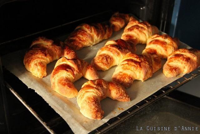 Recette Croissants façon boulangerie - La cuisine familiale : Un plat, Une recette