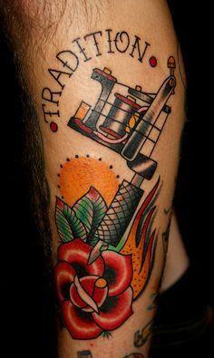 10 tatuajes de maquinas de tatuar 8