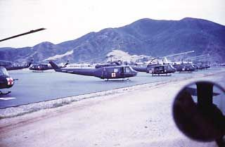 84th at Qui Nhon 66-67