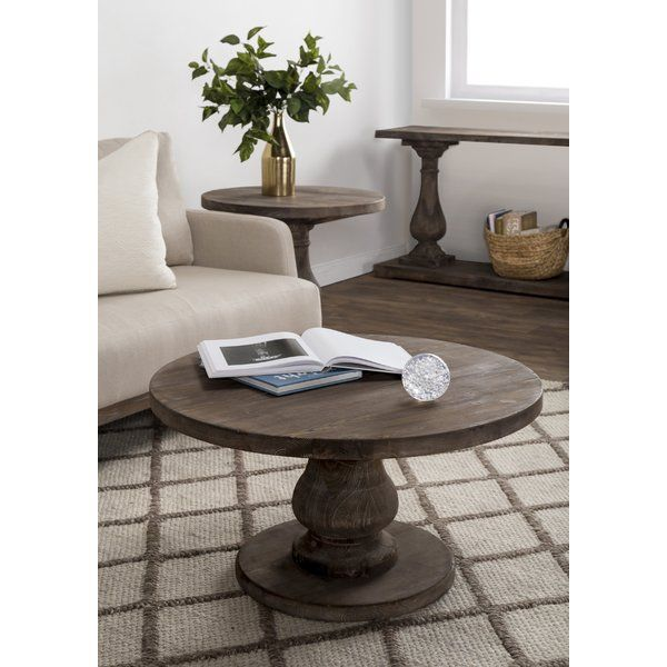 Amelia Coffee Table Round Wood Coffee Table Round Coffee Table