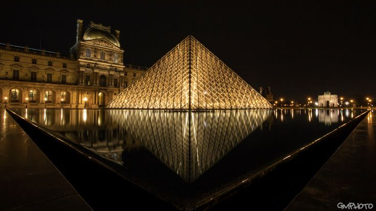 The Louvre Pyramid by Gaetano Manitta on 500px
