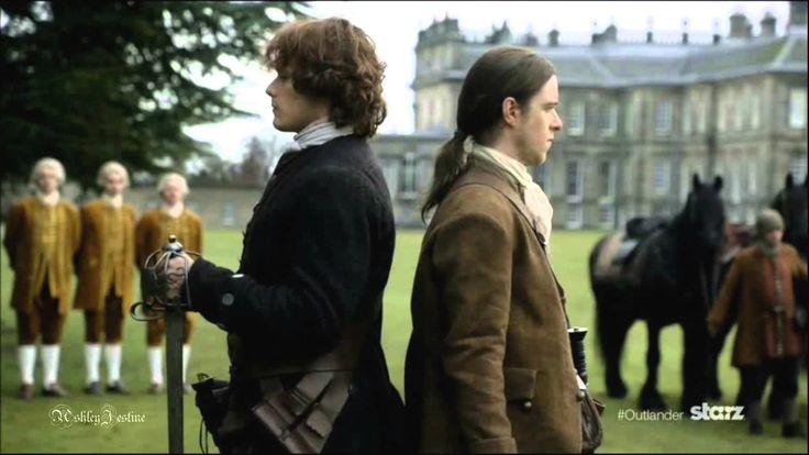 Outlander Trailer || Season 1B || Slow Motion - YouTube