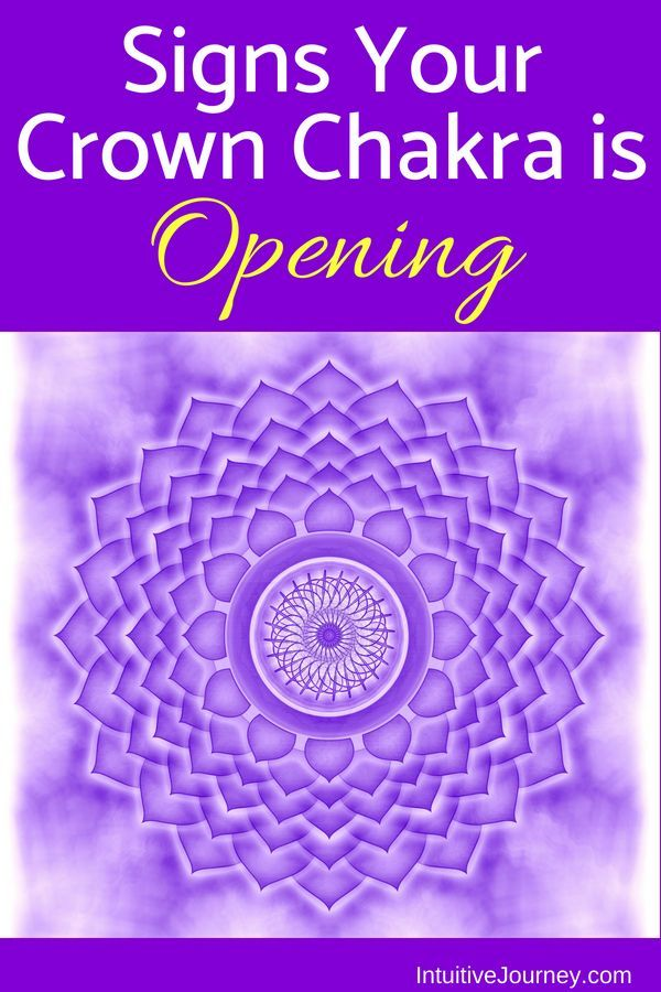 crown chakra opening symptoms - 600×900