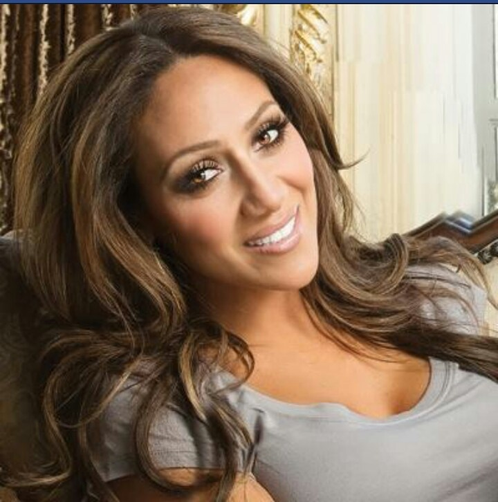 Beautiful Melissa Gorga