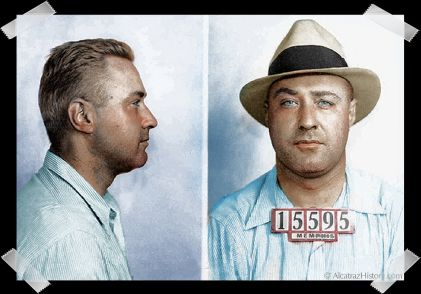 """George """"Machine Gun"""" Kelly is probably considered one of the most famous """"gangsters"""" from the prohibition era."""
