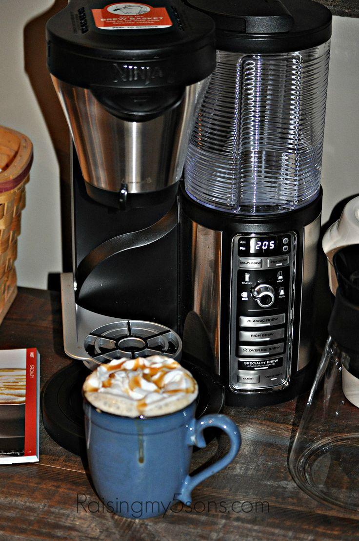 Merry Christmas to Me! I'm a Ninja Coffee Maker Now! - Raising My 5 Sons