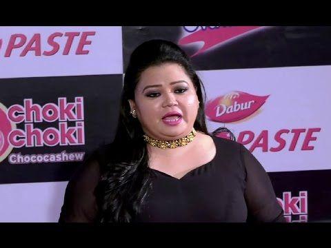 Bharti Singh FUNNY At Nickelodean Kids Choice Awards 2016.