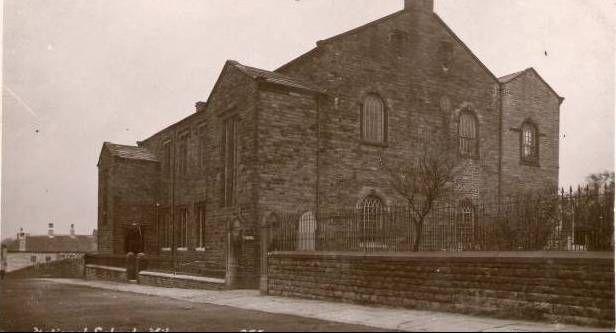 National School, Milnrow (now known as Milnrow Church School)