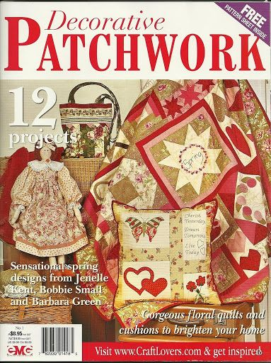 Decorative Patchwork - Joelma Patch - Picasa Web Album