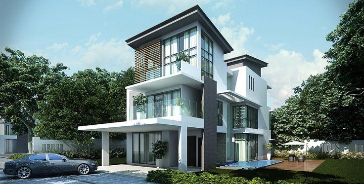 Casona Luxury Homes Gallery Malaysia Modern Villas