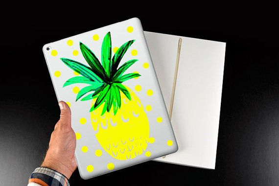 Pineapple case for iPad Pro, iPad mini case, iPad Air silicone case, iPad 2/3/4…