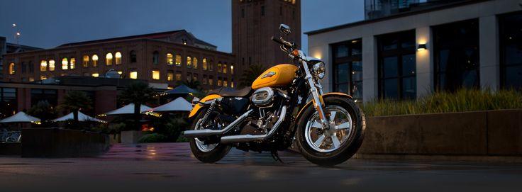 Sportster® 1200 Custom XL1200C | Custom Harley | Harley-Davidson USA