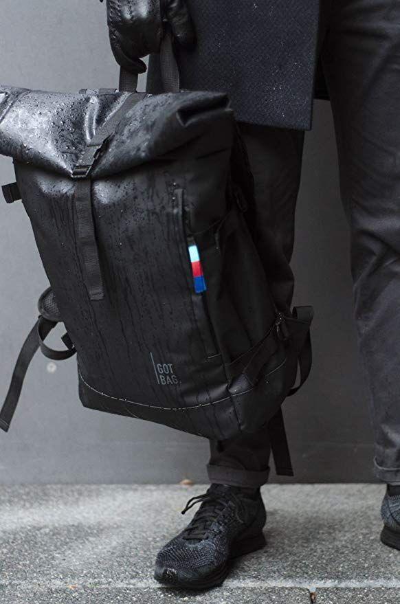 b4d89745c1ce1 Got Bag Roll-Top Rucksack – Hochwertiger Wasserfester Backpack mit  Rollverschluss – Praktischer Daypack