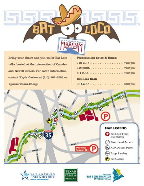 Bat Loco Flyer 2015