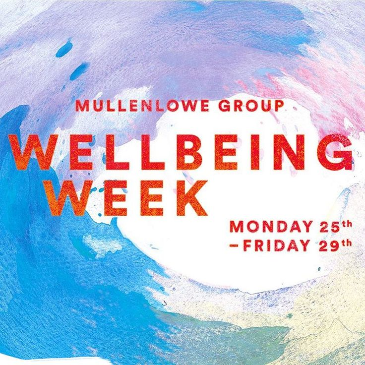 We're ready to feel refreshed, relaxed and rejuvenated. It's #wellbeingweek here in our London office!