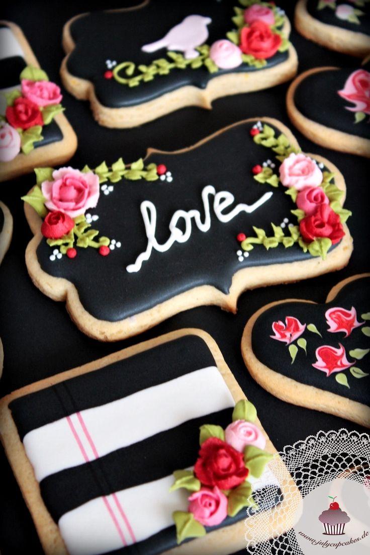 Sweet Love Cookies   Flickr - Photo Sharing!