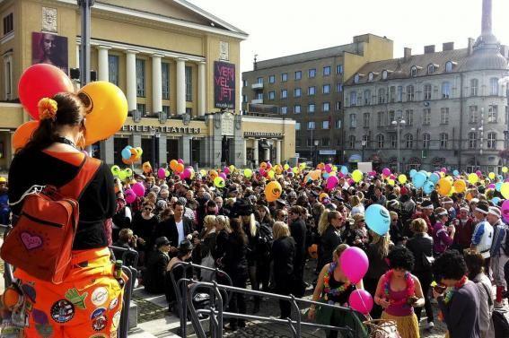 Tursajaiset täytti Keskustorin - katso kuvat ja video | Tamperelainen