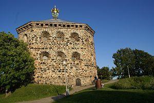 The Skansen Kronan - Göteborg