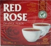 Red Rose Orange Pekoe Tea is a unique blend of the finest quality, best tasting orange pekoe teas ensures a perfect and satisfying cup of tea every time.