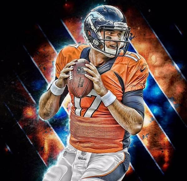Brock Osweiler - 11-22-15, 1st start, 25th B-day Win! Broncos-17, Bears-15. Brockon!