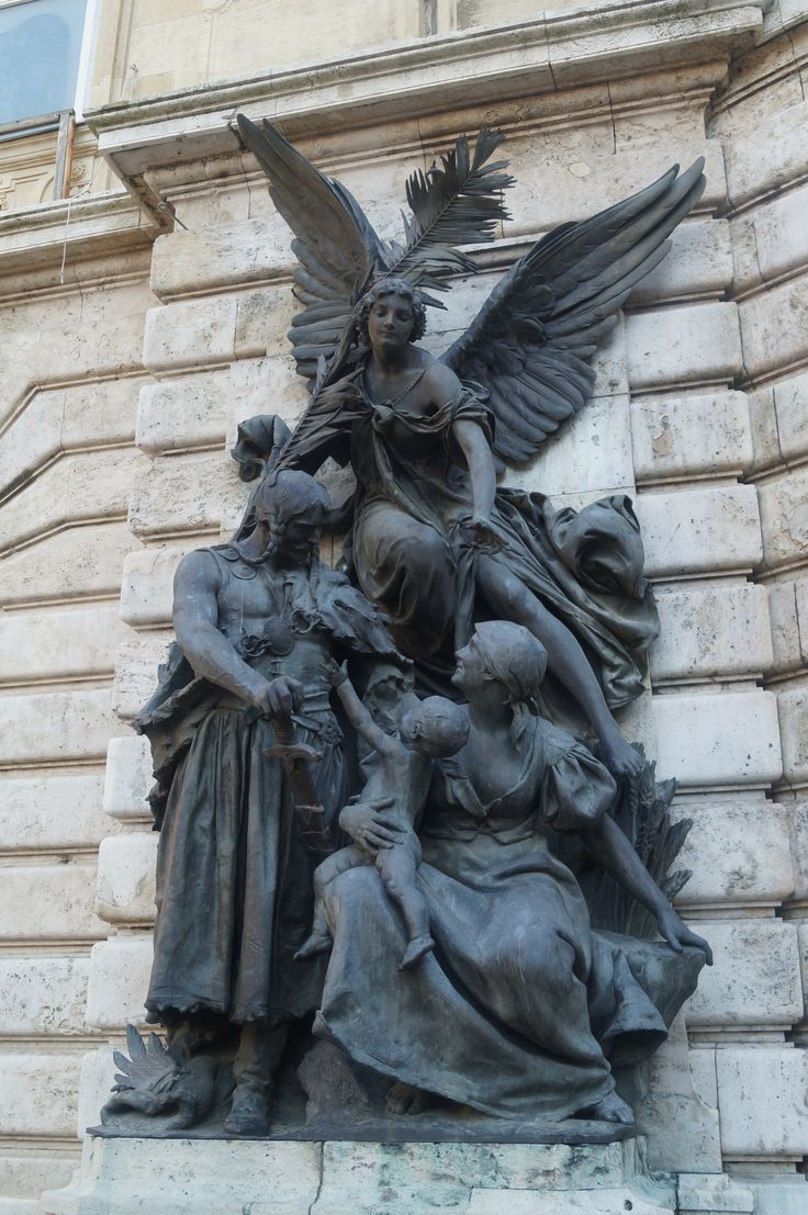 Familia. Foto tomada en Budapest.
