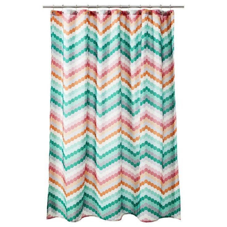 This chevron shower curtains chevron shower and shower curtains