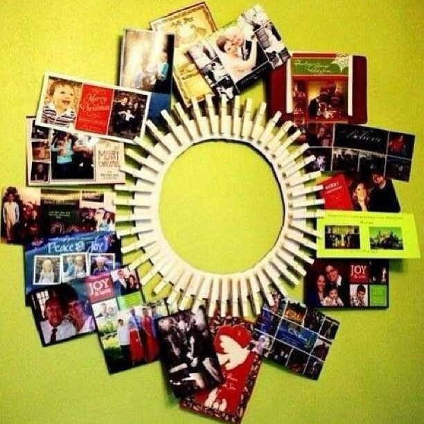 Make Your Own Jewellery Display Board: DIY Clothes Pin Frame: Paint Clothes Pins For Added Affect