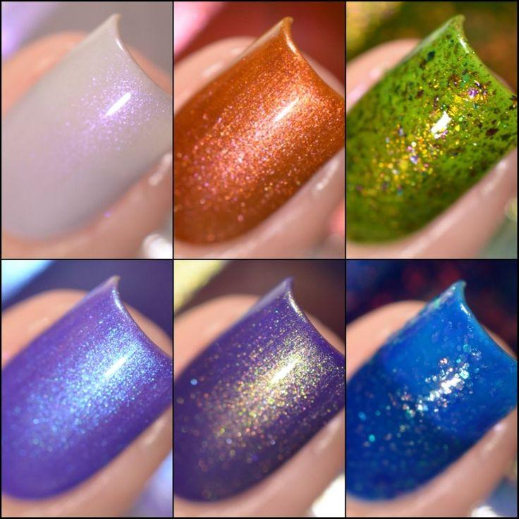 Celestial March Releases – De-Lish-ious Nails