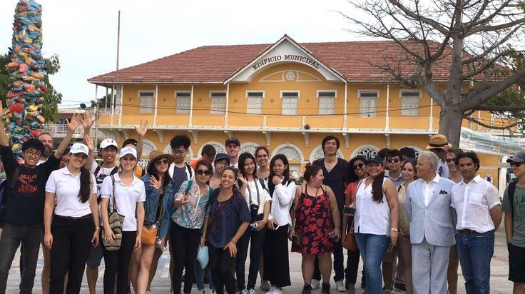 barrio Las Flores de Barranquilla y el Centro Histórico del municipio de Puerto Colombia son  las áreas escogidas por la compañía Tecnoglass para el desarrollo de proyectos urbanísticos, con el apoyo de la Universidad de Miami y la vinculación a esta de la Universidad de Tsinghua, de Pekín.