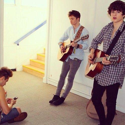 Bradley Simpson & Connor Ball❤️❤️❤️❤️