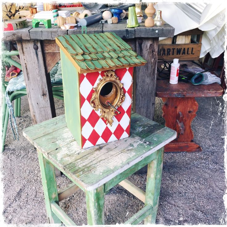 Birdhouse DIY #birdhousediy