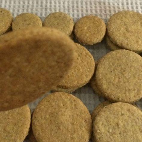 Biscuits au son d'avoine façon Gerblé