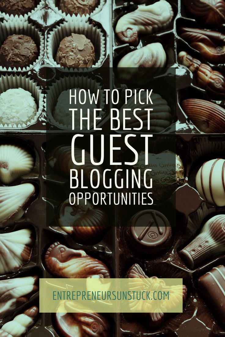 What if you choose the wrong blogs for your #GuestBlogging?