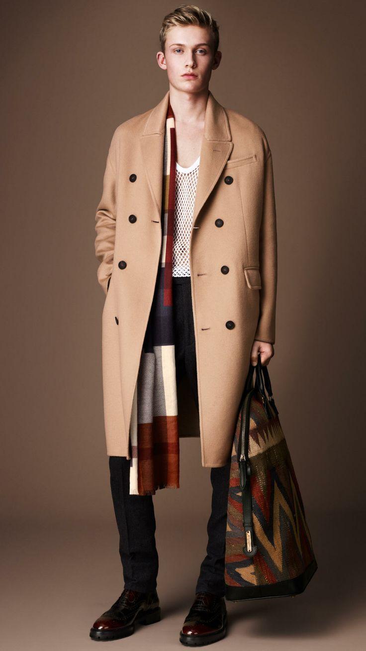Men S Coats Pea Duffle Amp Top Coats Burberry Coats