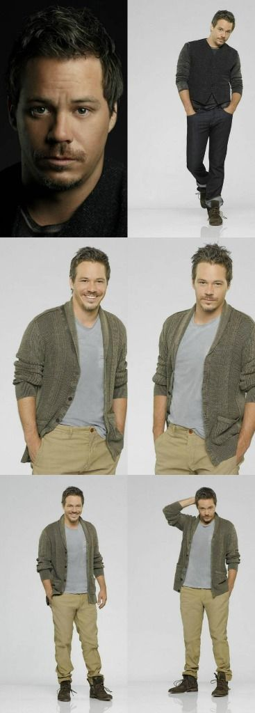 "ABC's ""Once Upon a Time"" stars Michael Raymond-James as Baelfire/Neal Cassidy."