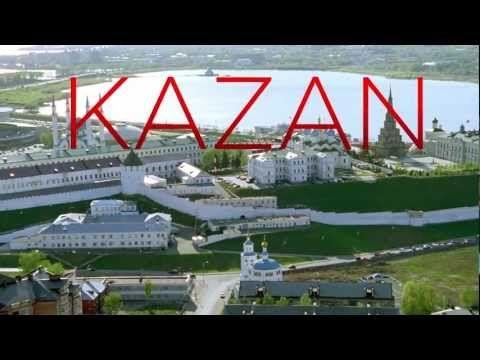 All around the world: Казань часть 1. Что посмотреть в Казани?