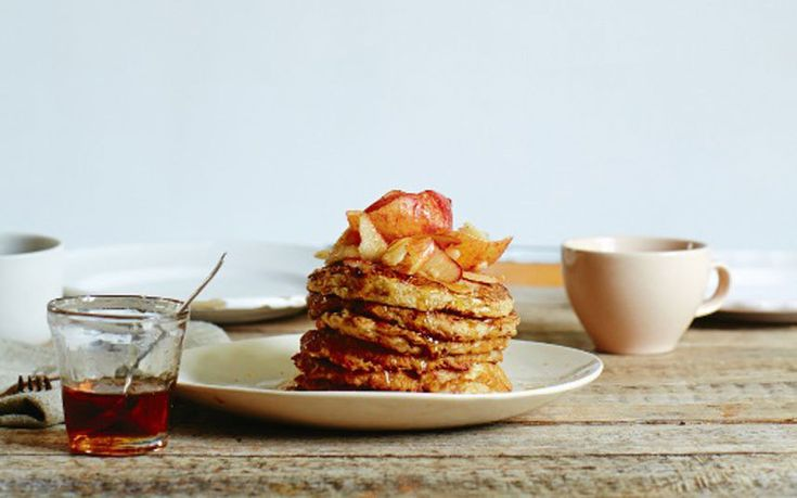 These delicious 10-minute pancakes are gluten-free as well as being sweetened…