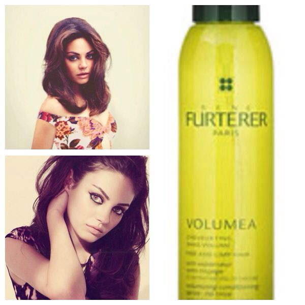 Rene Furterer Volumizing Conditioning Spray. Big Hair. Big Volume.