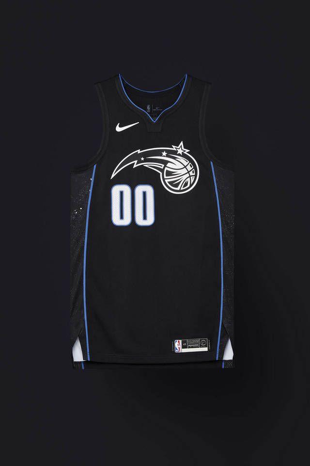 5ab617d25303c nike nba city edition uniforms 2018 2019 minnesota timberwolves chicago  bulls orlando magic charlotte hornets brooklyn nets philadelphia 76ers  denver ...