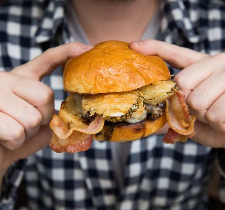 PYT Is Bringing Its Ridiculous Stunt-Burgers To NYC