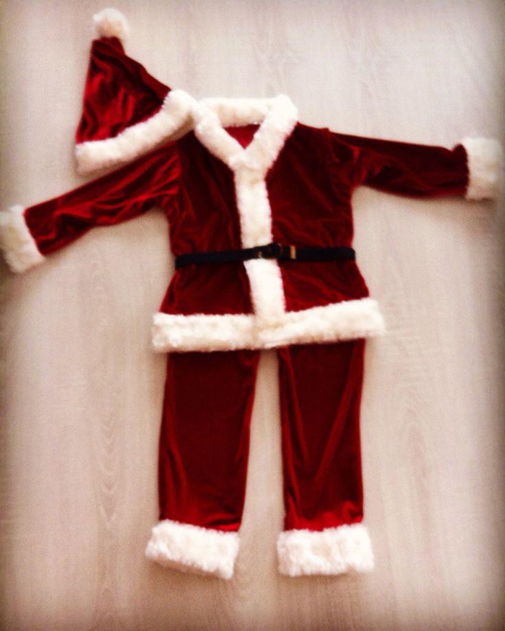Noel baba kostümü , 120 tl