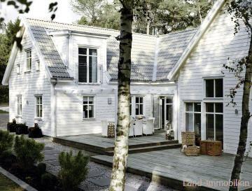 Das Schwedenhaus, ein Holzhaus und Fertighaus von Land-Immobilien