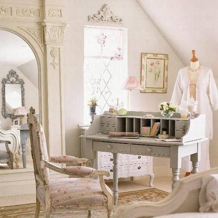 Elegance Shabby Chic Decor   #HomeDecor Themes