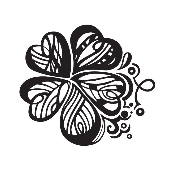 23+ Clover coloring page pdf ideas