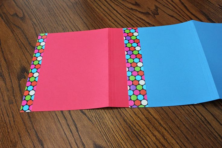 Cute, Quick, Simple & Cheap Desk Privacy Folders