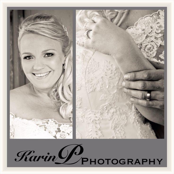Beautiful bride Michelle
