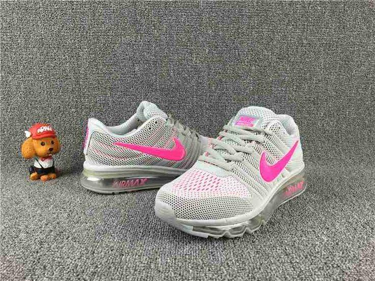 Nike Air Max 2017 Women Grey Shoes