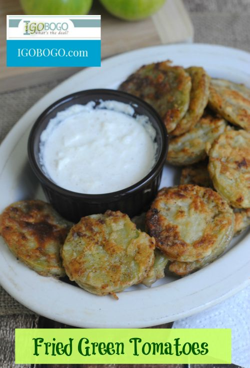 images about Fried green tomatoes on Pinterest   Fried green tomatoes ...
