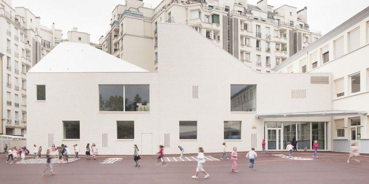 Joly & Loiret . Regional music and performance school . Versailles (2)